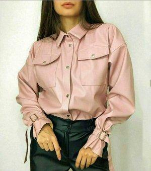 Рубашка Материал Эко-кожа.