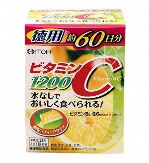 Витамин С 1200 2гр*60шт.