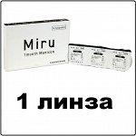 Контактные линзы Miru 1month for Astigmatism / CYL -0,75 / AX 160 / 1 линза