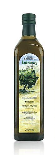 """Масло оливковое """"Латзимас"""" ЭВ"""