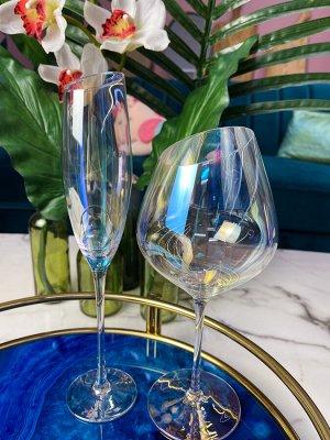 Бокал для вина, хрустальное стекло, 540 мл, в наличии