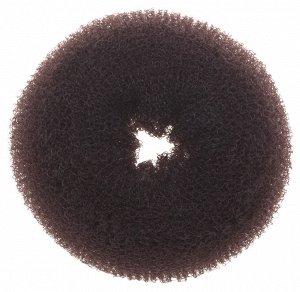 Валик для прически коричневый Dewal