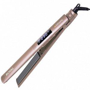 Щипцы для выпрямления волос DEWAL Royal