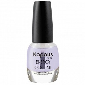 Укрепляющее базовое покрытие «Energy Сoctail» Kapous 12 мл