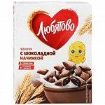 Подушечки Любятово шоколадные 250 г