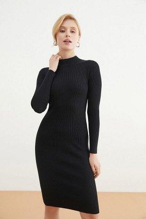 Платье жен. Vi_SS21 черный
