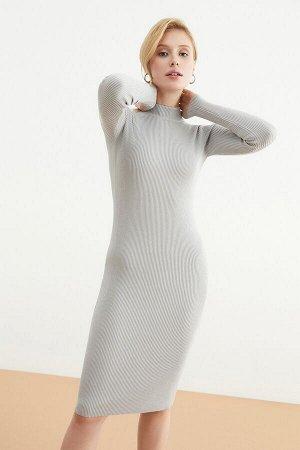 Платье жен. Vi_SS21 серый