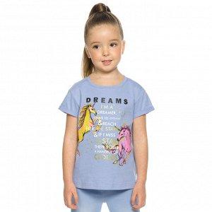 GFT3221 футболка для девочек