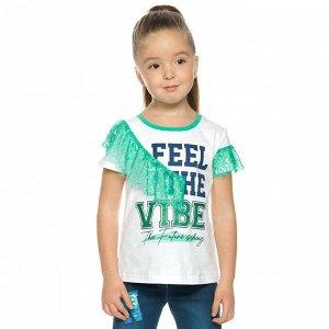 GFT3219 футболка для девочек