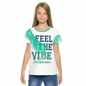 GFT5219 футболка для девочек