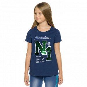 GFT5219/1 футболка для девочек
