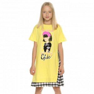 GFDT4220/1 платье для девочек