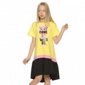 GFDT4220/2 платье для девочек