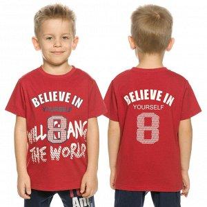 """BFT3217 джемпер (модель """"футболка"""") для мальчиков"""
