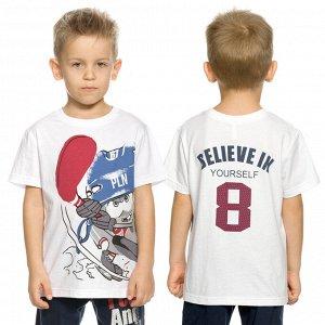 BFT3217/1 футболка для мальчиков