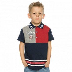 """BFTP3217 джемпер (модель """"футболка"""") для мальчиков"""