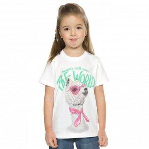GFT3249/4U футболка для девочек