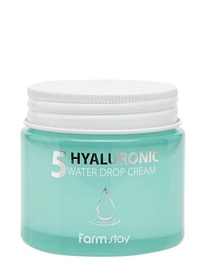 5 Hyaluronic Water Drop Cream