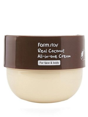 Real Coconut All-In-One Cream