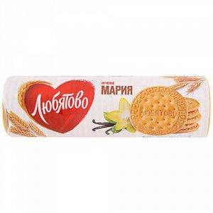 Печенье Любятово Традиционное Мария затяжное 180 г