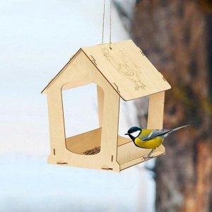 Кормушка для птиц «Петушок», 24 ? 30 ? 26 см, Greengo