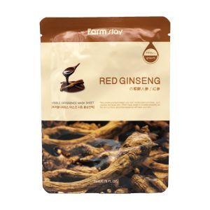 Visible Difference Red Ginseng Mask Sheet