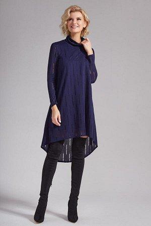 Платье-трапеция М-901