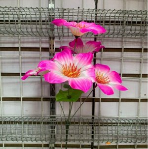 Цветы 5 цветок  38см длина Цвета в ассортименте