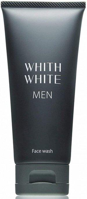 WHITH WHITE Facial Cleansing for Men - пенка для умывания