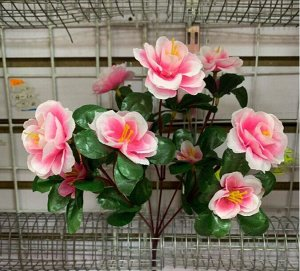 Цветы 6 цветок  35см длина Цвета в ассортименте
