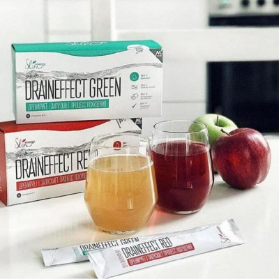 Продукты для похудения! Худеем вкусно и легко!  — DrainEffect  Дренирующий напиток — Витамины и минералы