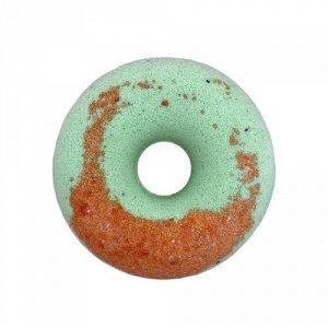 Гейзер для ванны Сafemimi Персиковый пончик с киви 140 гр.