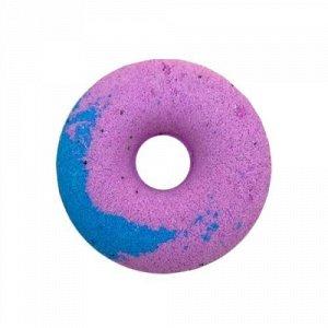 Гейзер для ванны Сafemimi Чернично-малиновый пончик 140 гр.