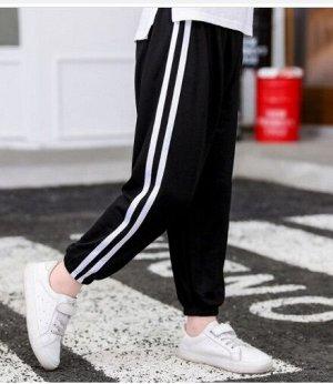 Свободные штаны для активного отдыха