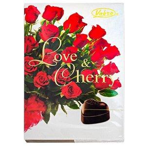 Конфеты VOBRO LOVE&CHERRY 198 г