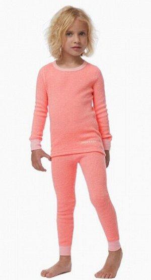 Термобелье для девочек Montero City Line Cotton Comfort Everyday