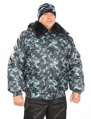 Куртка Норд тк.Оксфорд цв.Серый КМФ
