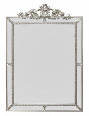 Зеркало настенное в деревянной раме 113*80см дерево стекло 2001249656780