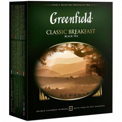"""Подарочный набор ЧАЙ КОФЕ любимым на подарки — """"Greenfield"""" Не меняет мир. Меняет настроение! — Чай, кофе и какао"""