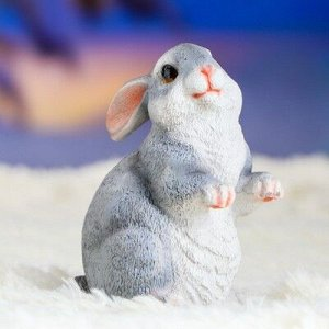 "Садовая фигура ""Кролик"" 10х8х12см"