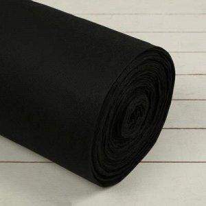 Материал мульчирующий, 25 ? 3,2 м, плотность 60, с УФ-стабилизатором, чёрный