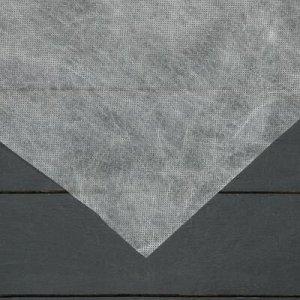 Материал укрывной, 25 ? 3,2 м, плотность 60, с УФ-стабилизатором, белый