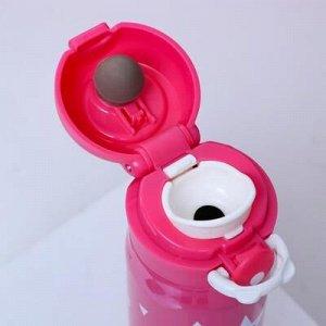 "Термос ""Lucky cup"" 500 мл, сохраняет тепло 8 ч 6.5х22 см, микс"