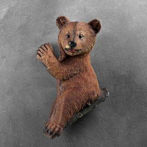 """Подвесной декор """"Медвежонок"""" 29х25х23см"""