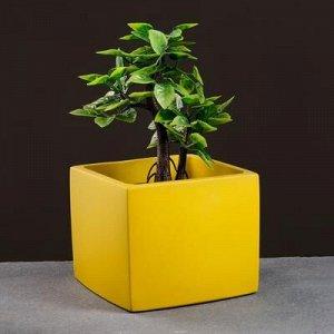 Кашпо Лофт VipSet 0,95л оливка
