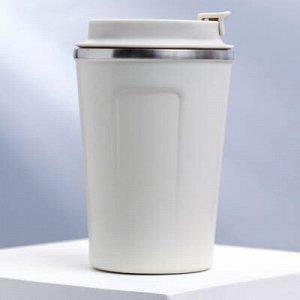 "Термостакан ""Coffee time"", 350 мл, сохраняет тепло 2 ч"