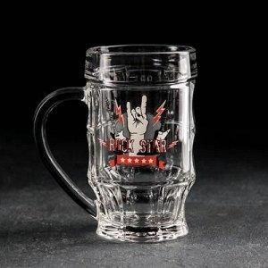 Кружка для пива «Рок», 500 мл