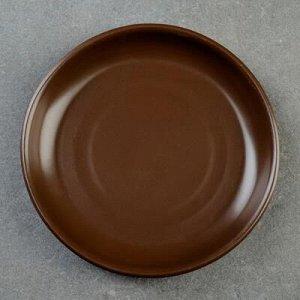 Подставка для кашпо 1,7 л ( D=15 см) подходит к кашпо 1,0 л,1,65л; 2,4л; 2,5л; коричневый