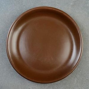 Подставка для кашпо 5 л (D=21 см) подходит к кашпо 4л ;5л; коричневый