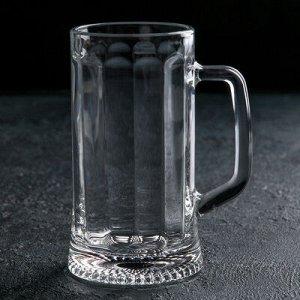 """Кружка для пива 330 мл """"Ладья"""""""